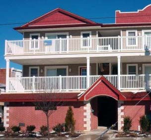 Wildwood 3 Bed / 2 Bath Condo Near Beach