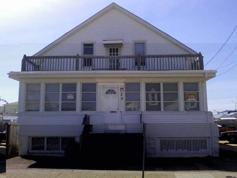Seaside Heights Beach Block House