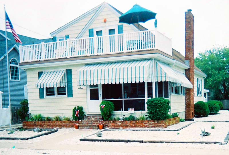 Stone Harbor Beautiful Single Family Home Near Beach