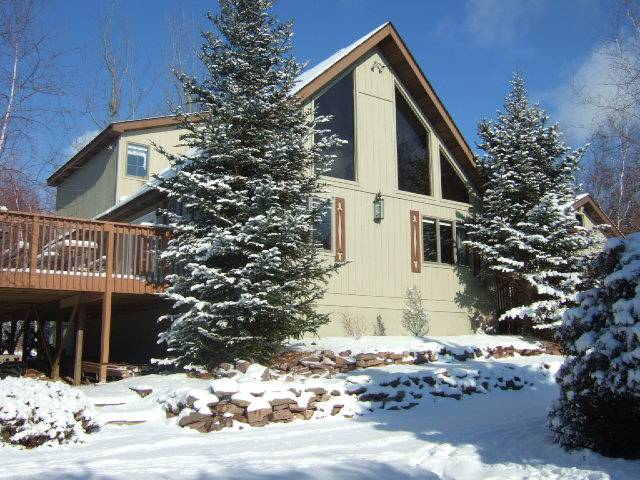 Albrightsville Spacious Chalet Minutes from Big Boulder