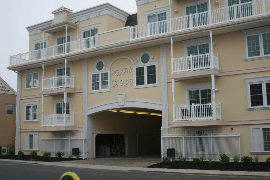 Seaside Heights Ocean Block 3BR Condo