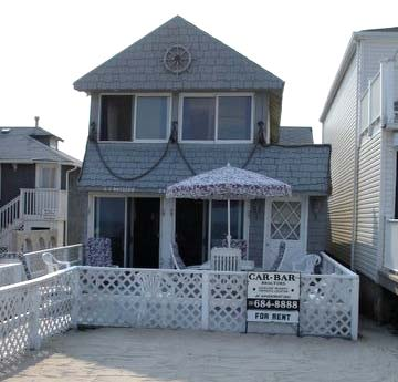Point Pleasant Beach Ocean Front Beach House