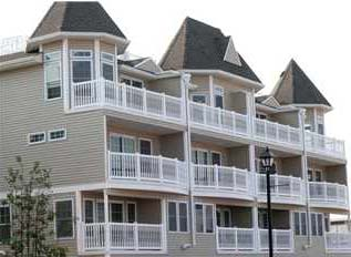 Seaside Heights Luxury Townhouse Condominium Near Beach