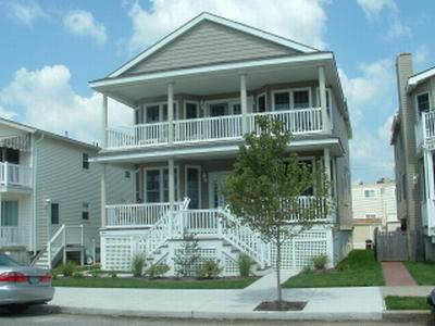 Ocean City South End - Newer, Delightful and Spacious 4BR