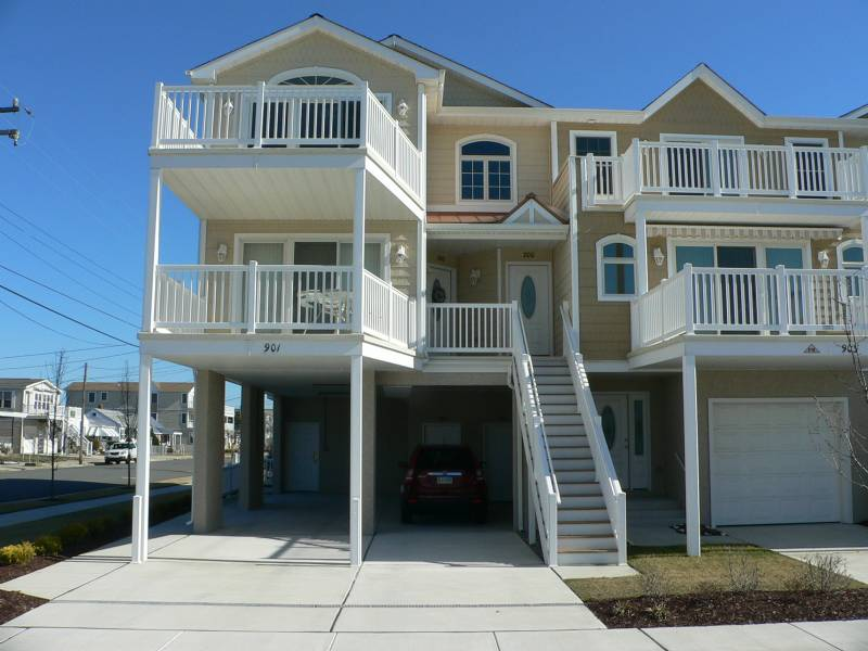 North Wildwood Great Beach House & Location