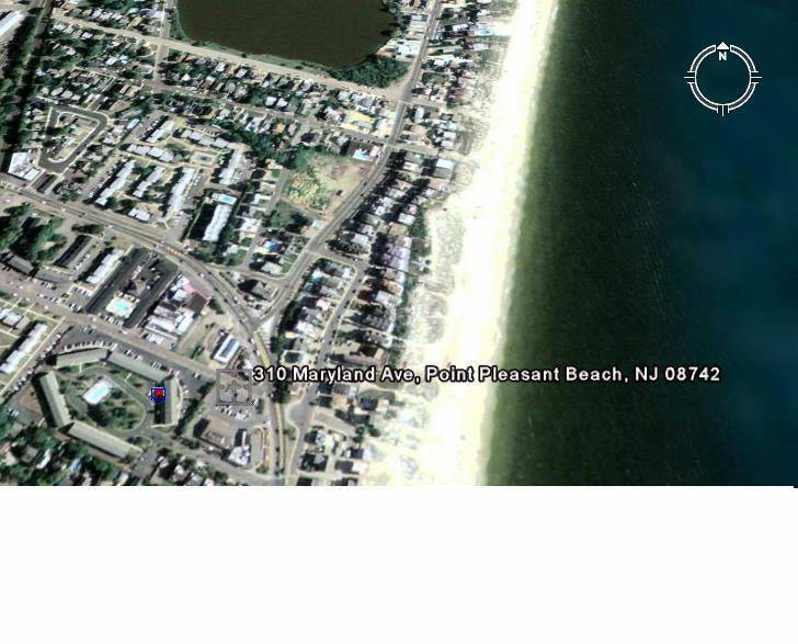 Point Pleasant Beach Luxury Condo with Pool and Grounds