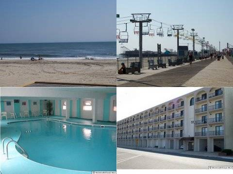 Seaside Heights North - Oceanview Condo