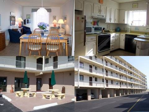 Seaside Heights Ocean Terrace Condo