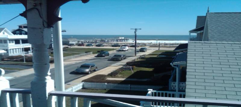 Ocean Grove Newly Renovated 3-Fam House Beach Block, Ocean&Pier Views