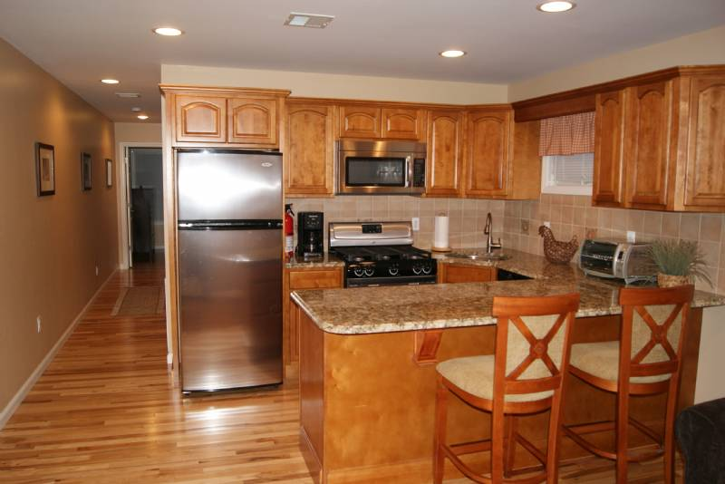Seaside Heights Brand New House - Gorgeous 2BR Apt / 3 Blocks to Beach