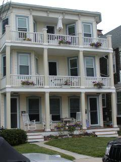 Ocean Grove Beach Block Summer Rental