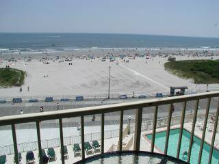 North Wildwood Oceanfront Condo