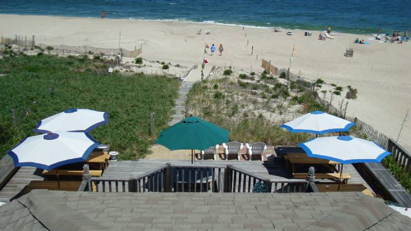 Point Pleasant Oceanfront Beach House Apt