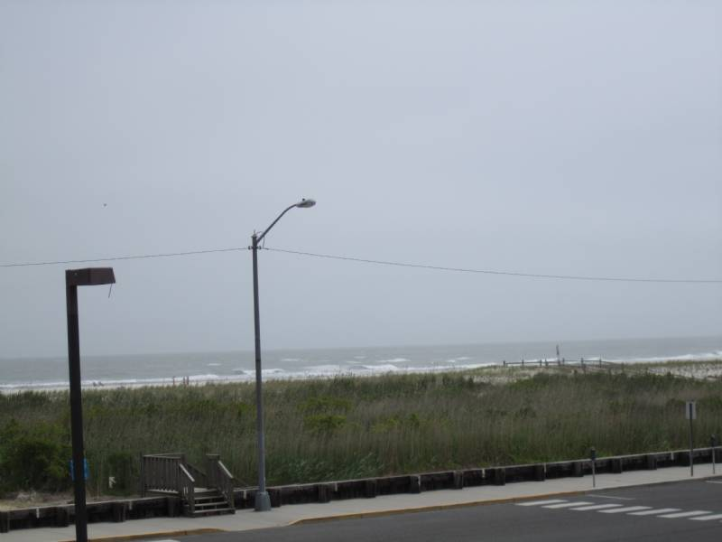 North Wildwood Oceanfront Two Floor Condo 3 BR, 2 BA
