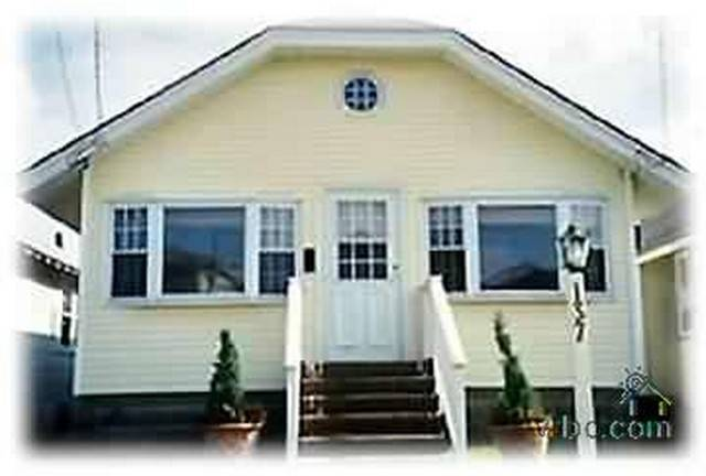 Ocean City Lovely Gardens Cottage Style Single with 3 Bedrooms & 2 Baths