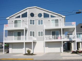 North Wildwood Oceanview Condo