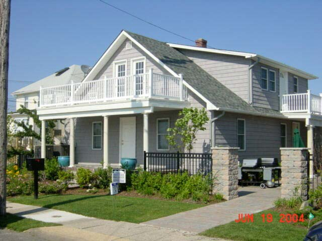 Seaside Heights 5 Bedroom Grand Beach House with Inground Pool