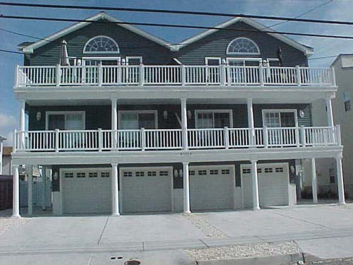 Sea Isle 7 bedroom with Entertainment Area / Bar