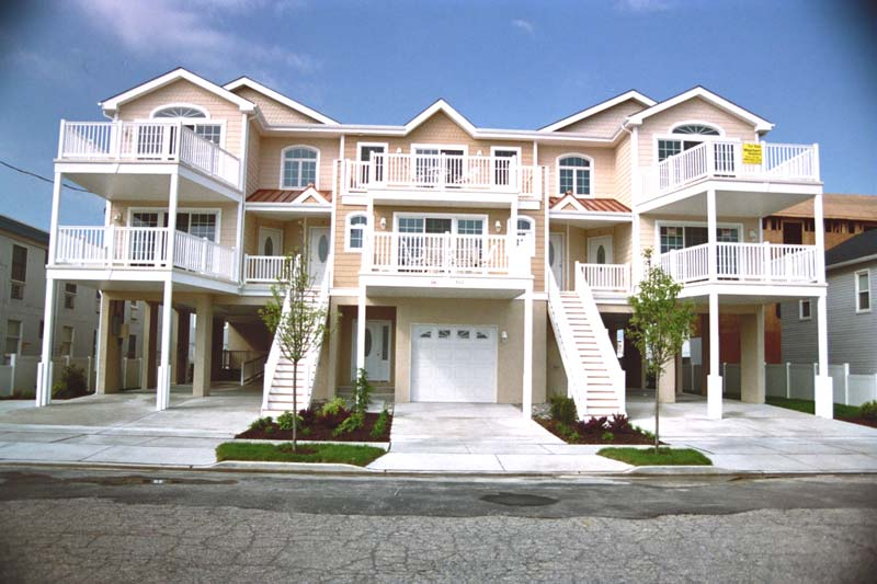 North Wildwood Oceanview Townhouse