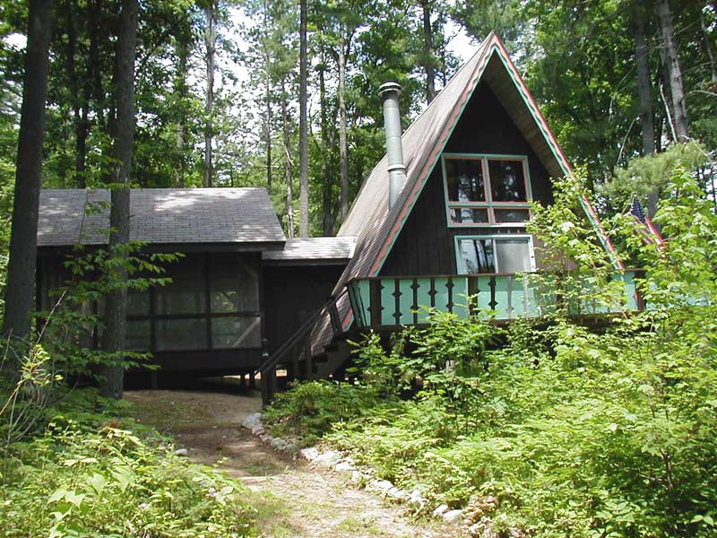 Jay Cozy Chalet Nestled In The Woods