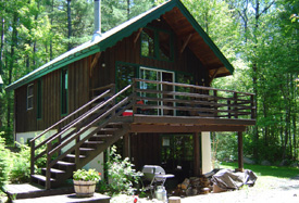Jay Chalet In The Woods
