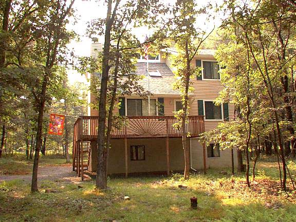 Towamensing Trails Awesome 3 Story Contemporary