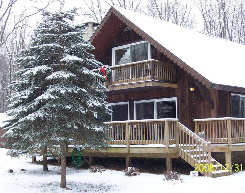 Towamensing Trails Rustic Chalet/Cabin in the Woods