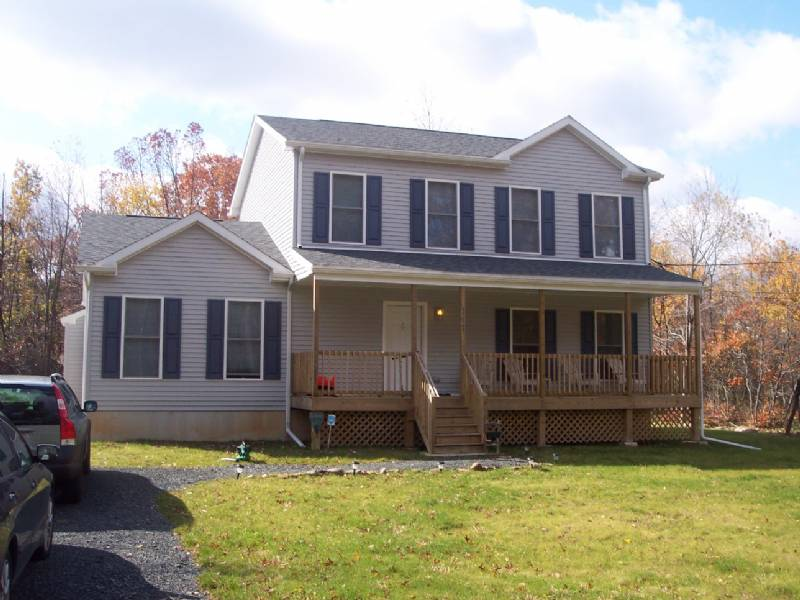 Albrightsville Big Home, Close to JF/BB, Hot Tub, Pool Table, Bar