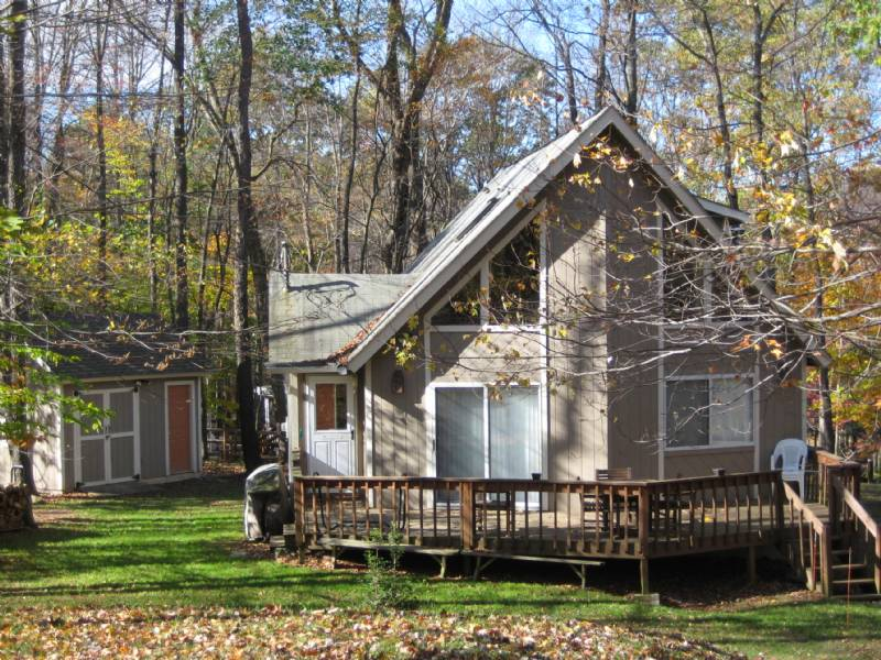 Arrowhead Lakes Cozy Chalet With Lots Of Charm, For Relaxing Vacation