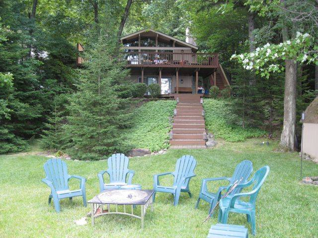 Arrowhead Lakefront Family-Friendly Wood Cabin Fish/Ski/Boating